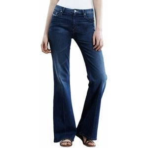 MOTHER The Mellow Drama flare jeans